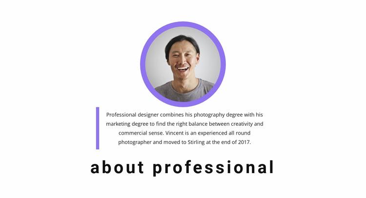 Integrated promotion WordPress Website Builder