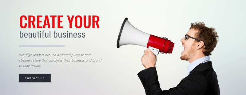 Strategic innovation Web Page Design
