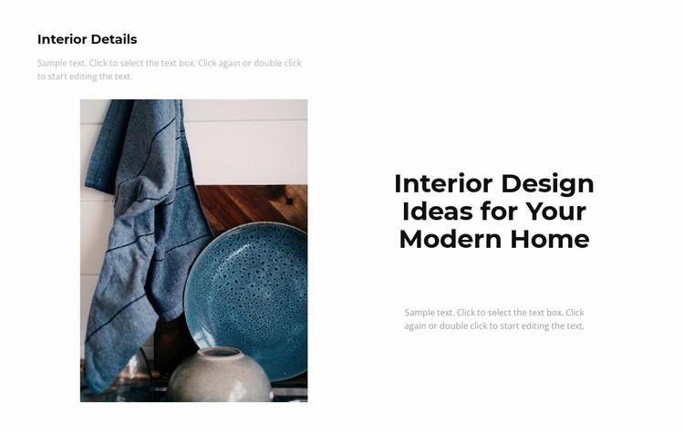 Decorative utensils Web Page Designer