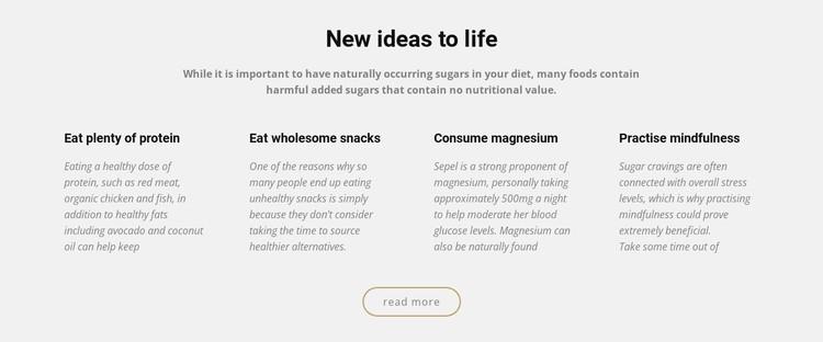 Creative new ideas to life Static Site Generator