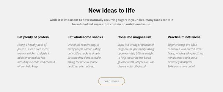 Creative new ideas to life WordPress Website Builder