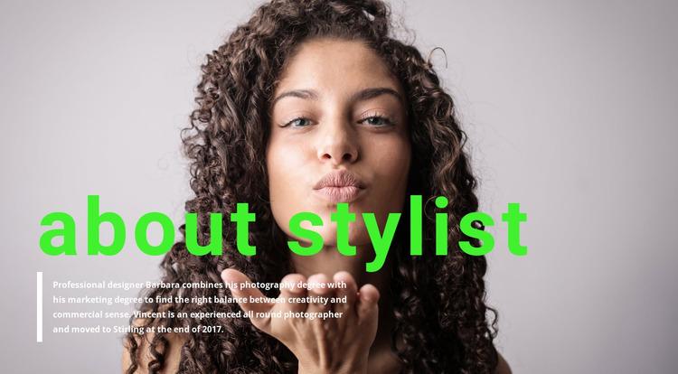About fashion secrets Html Website Builder