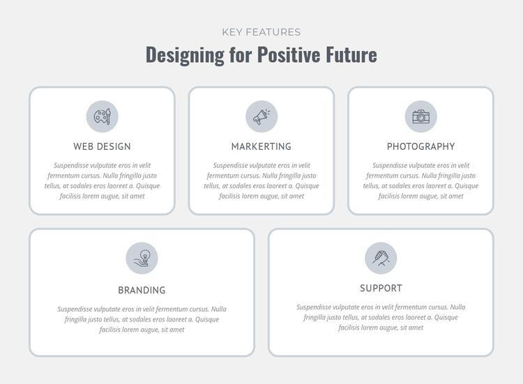 Design, prototype, manufacture Joomla Page Builder