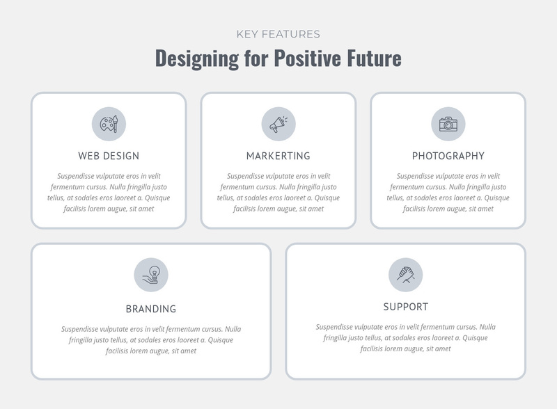 Design, prototype, manufacture Web Page Design
