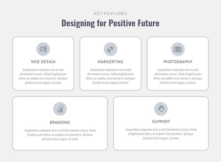Design, prototype, manufacture WordPress Theme