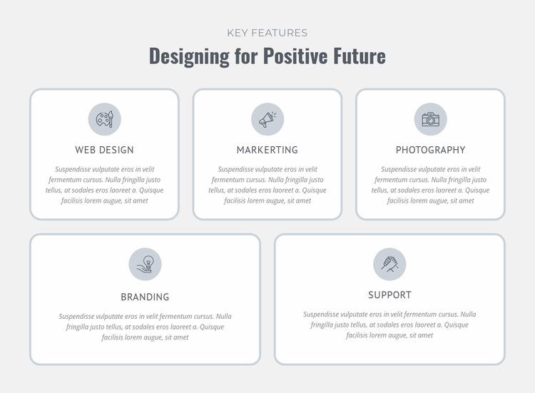 Design, prototype, manufacture WordPress Website Builder