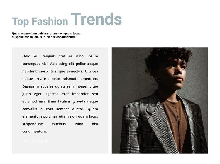 Interesting trends Web Page Designer