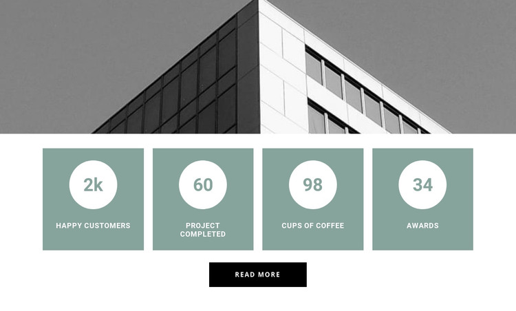 Win counter HTML Template