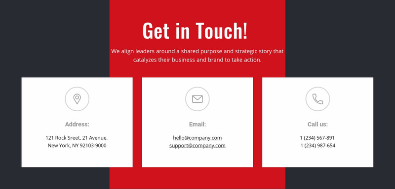 We can help you achieve your goals Website Creator