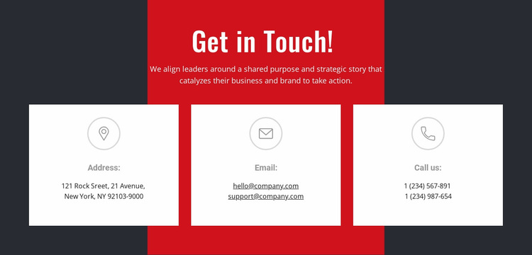 We can help you achieve your goals Website Design