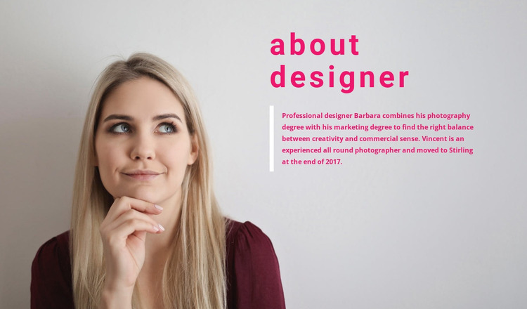 About our idea founder Html Website Builder