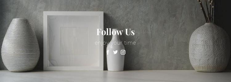 Follow and enjoy to us WordPress Website Builder