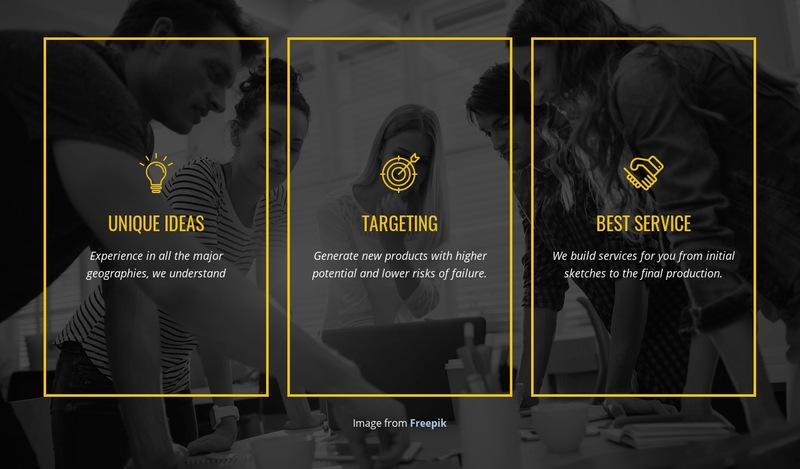 We create distinctive brands Web Page Designer