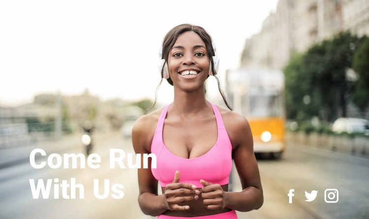 Perfect running technique Html Code Example