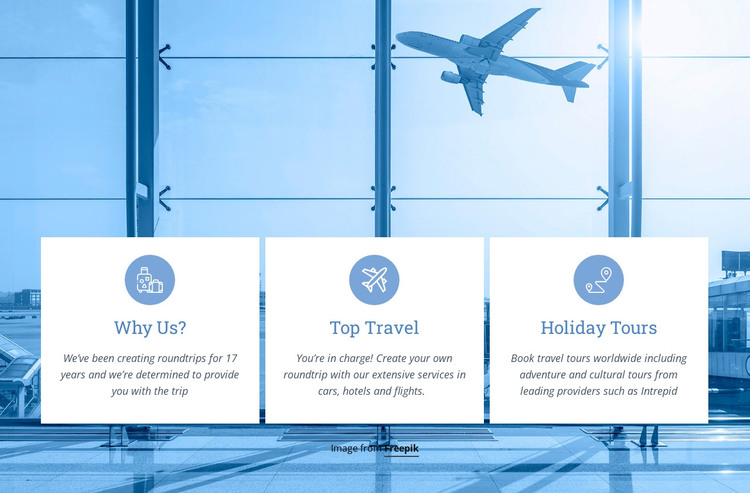 Weekend tours and holiday WordPress Theme
