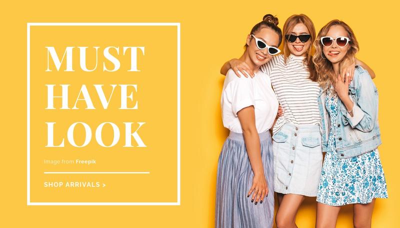 Summer outfit ideas Website Creator
