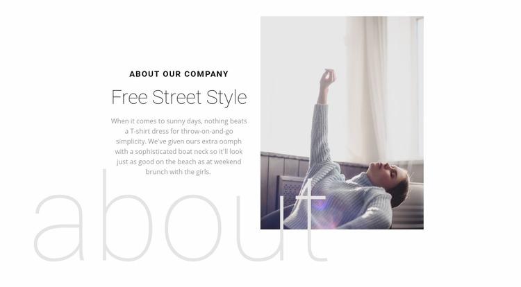 Fashion advance Website Maker