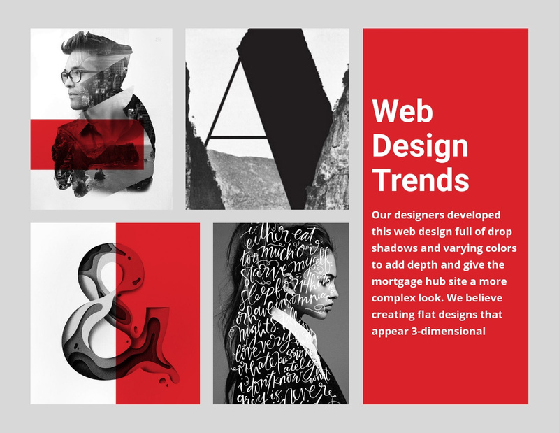 10 Web design trends  Website Maker