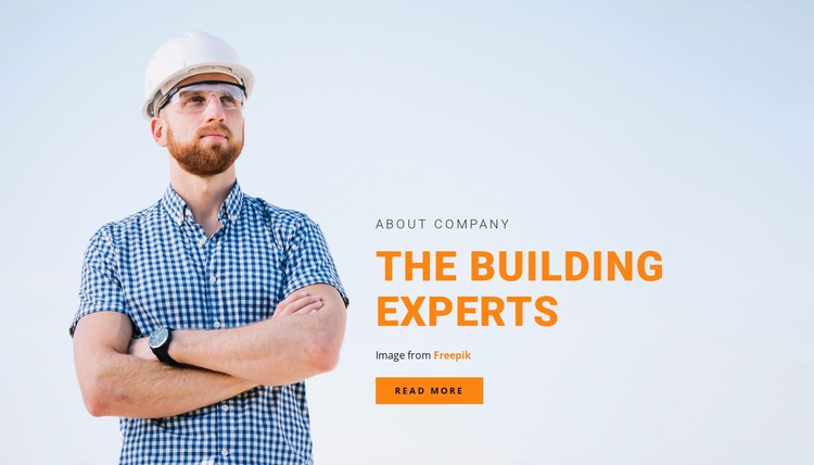 Team of specialists Static Site Generator