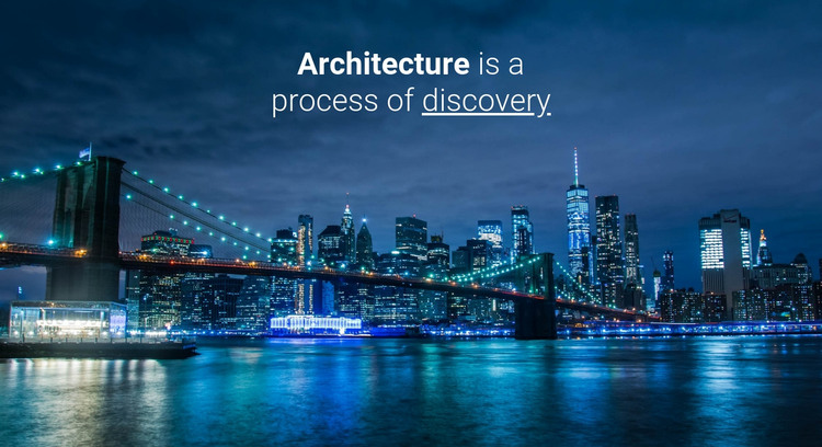 We build bridges and cities WordPress Theme