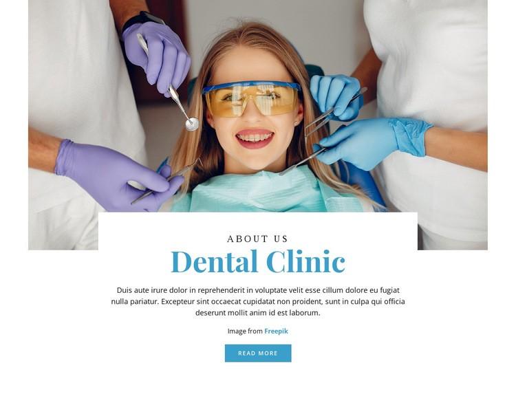 Teeth whitening Html Code Example