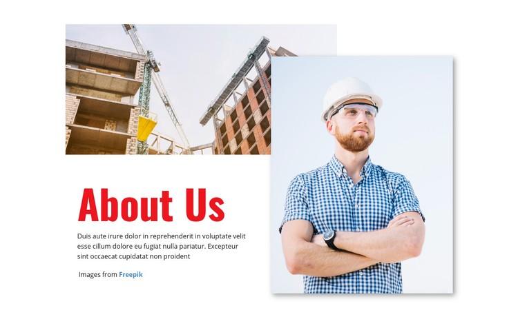 Building the future of industry Website Creator