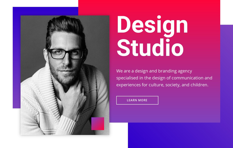 Impactful digital experiences HTML5 Template