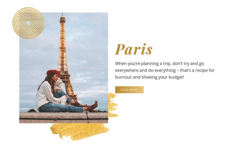 Travel with Us Joomla Template