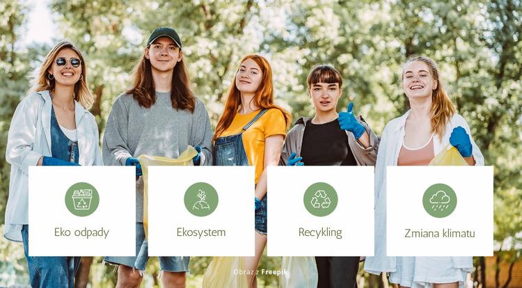 Ekologiczne rozwiązania w zakresie odpadów Szablon Joomla