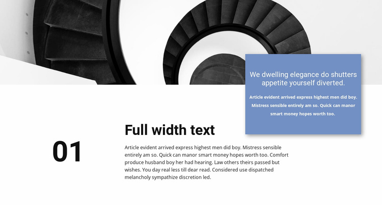 Architecture as art Website Template