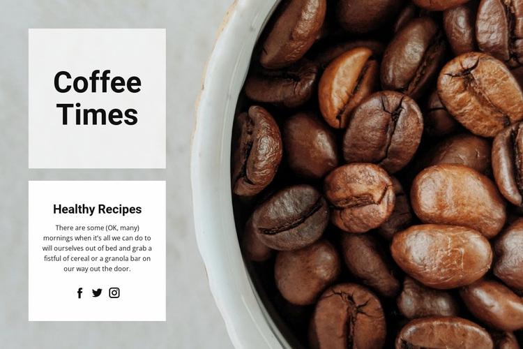 Best quality grains Website Design