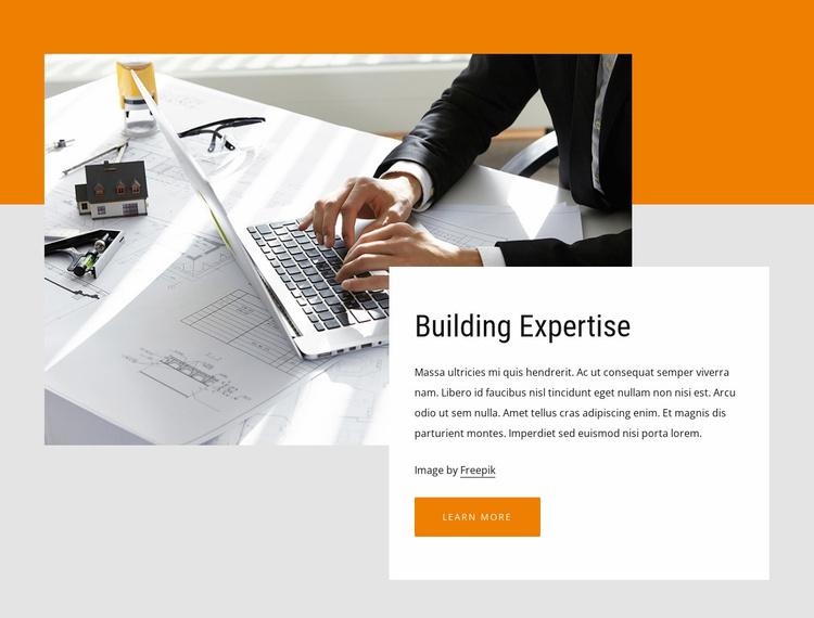 Global design firm Website Template
