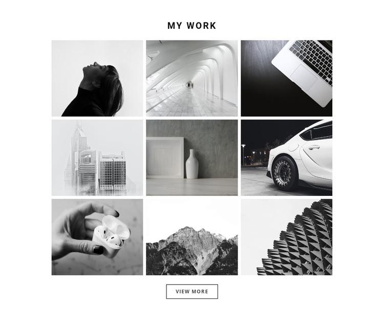 Business projects WordPress Theme