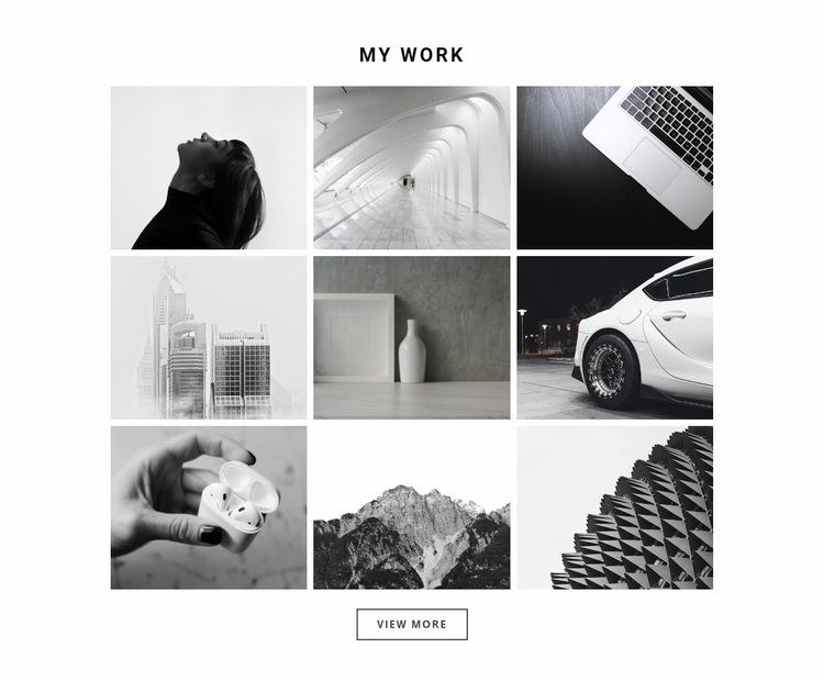 Business projects WordPress Website
