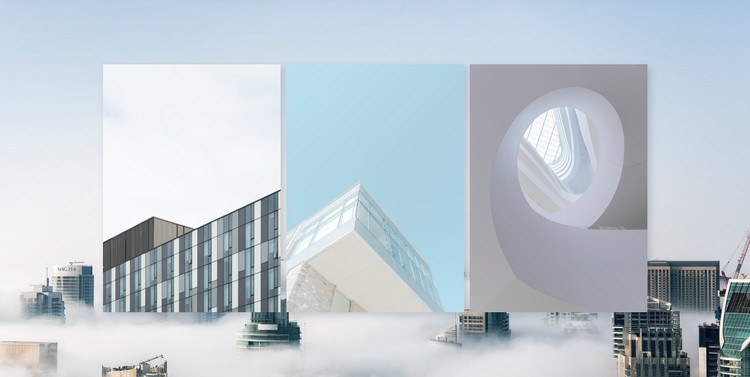 Modern building style CSS Template