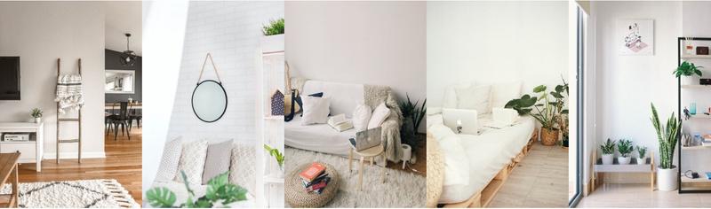 Gallery with interior ideas Website Maker
