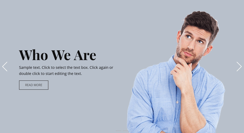 Business strategy agency Web Page Design