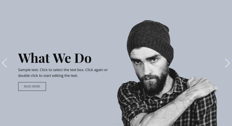 Business strategy agency WordPress Website Builder