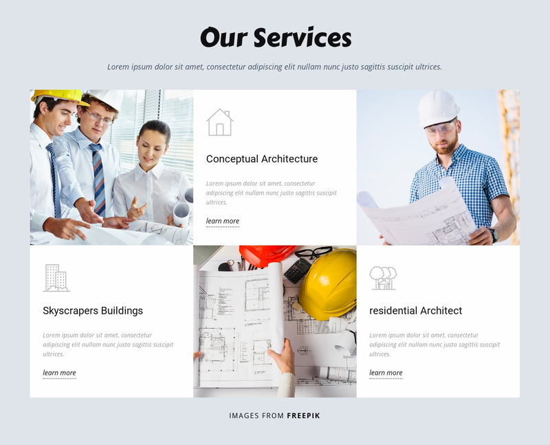 Developing world projects Web Page Designer