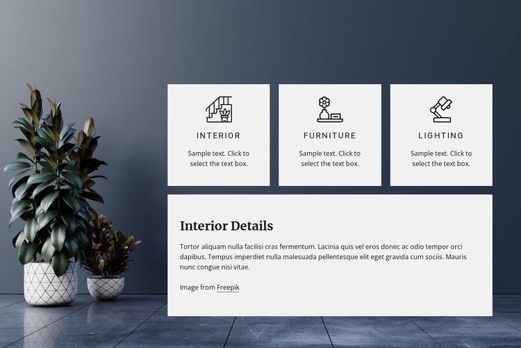 Good design matters Website Template