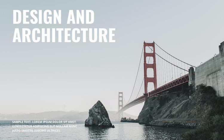 We build bridges WordPress Website Builder
