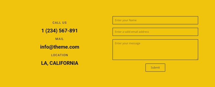 We will contact you WordPress Website Builder