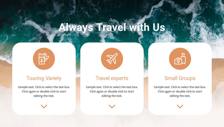 Search for unique journeys HTML Template
