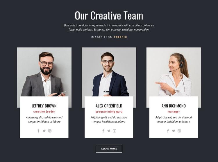 Branding experts Joomla Template