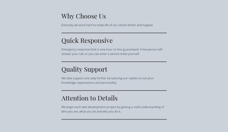 Leading IT services Web Page Design