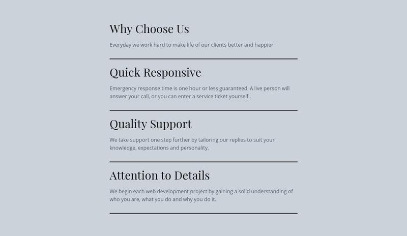 Leading IT services Web Page Designer