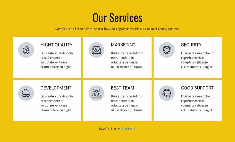 Marketing and sales solutions Wysiwyg Editor Html