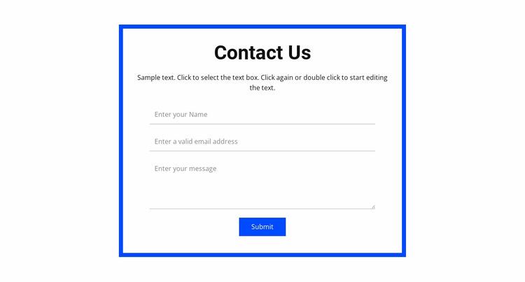 Book a consultation WordPress Website Builder
