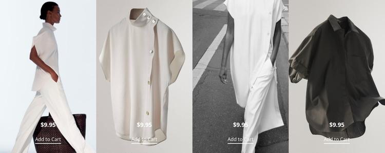 New fashion trends WordPress Theme