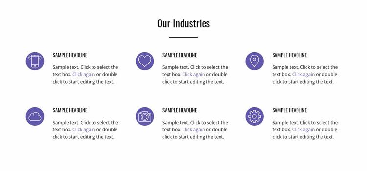 Digital revolution Website Design